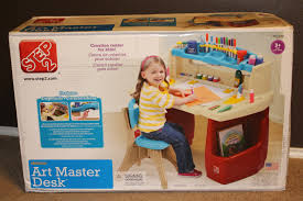 Step2 Art Master Desk Canada by Step2 Deluxe Art Master Desk With Chair A Child Step2 In Stock