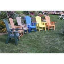 Outer Banks Polywood Folding Adirondack Chair by Adirondack Chairs You U0027ll Love Wayfair