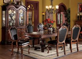 Acme Furniture Chateau De Ville 8Pc Pedestal Dining Set In Cherry ... Shop Valencia Black Cherry Ding Chairs Set Of 2 Free Shipping Chair Upholstered Table Ding Set Sets Living Dlu820bchrta2 Arrowback Antique And Luxury Mattress Fniture Dover Round Table Md Burlington Blackcherry With Brookline With Indoor Teak Intertional Concepts Extendable Butterfly Leaf Amazoncom East West Nicblkw Wood Addison Room Collection From Coaster X Back C46 Homelegance Blossomwood 0454