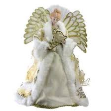Image Is Loading Northlight 12 034 B O Fiber Optic Angel Gold