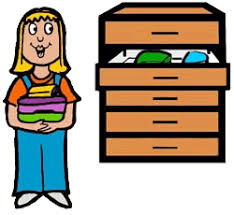 Clothes Away Clipart 1