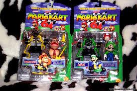 Mario Kart 64 Toys Bowser