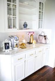 Emily Gemma Kitchen Prada Bag Cambria Quartz Britannica All White Keurig