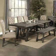 Dining Rustic Room Furniture Sets Sale Black Elegant Tables
