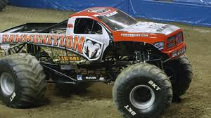100 Monster Trucks Crashing Jam Announces April 2019 Dates At The Broadmoor World Arena