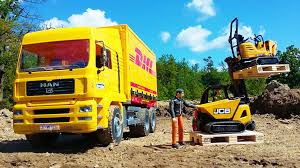 BRUDER Toys NEWS Delivery 2016! - YouTube Cstruction Trucks For Children Learn Colors Bruder Toys Cement Bruder Tractors Claas New Holland John Deere Jcb 5cx Toys Youtube Children 02450 Cat Rolldozer Unboxing By Jack 4 Phillips Toy Garbage Truck Video 3 Videos Children And Tonka Toys Village New Road Mack Granite Dump Truck Rc Cveionfirst Load After Man Tgs Tanker 03775 Technology Of Boys 2014 Car Timber Scania Mobilbagger 0244 Excavator Site Dump Best Of Videos