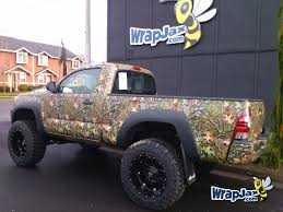 100 Kidds Trucks WrapJaxcom Camo Wrap On A Toyota Tacoma Truck Wraps