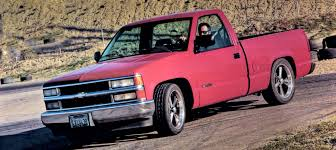 100 88 Chevy Truck How Lowering Works
