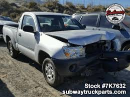 100 Toyota Truck Parts Used 2007 Tacoma 27L 4x2 Subway