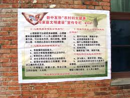 NZCFS Evaluation Visit To Shaanxi Rural Womens Health Project