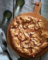 A Rustic French Apple Galette To Warm Your Heart