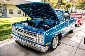100 Pickup Truck Sleeper Cab The Duke Is A 72 Chevy C50 Transformed Into One Bad Work Pickup