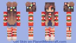 Pumpkin Pie Minecraft Skin by Kimies U0027 Skins Minecraft Collection