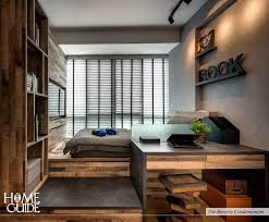 100 Modern Industrial House Plans Rustic Interior Design Concept Bedroom