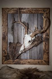 Decorated Cow Skulls Pinterest by Best 25 Deer Skull Decor Ideas On Pinterest Deer Skulls Deer