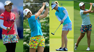 Fairways And Fashion Best Dressed At KPMG