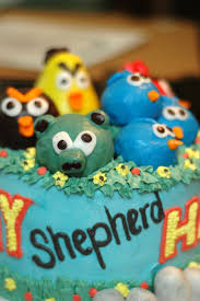 Adventures In Cake Decorating by Adventures In Cake The Angry Birds Cake Mindy Bakes