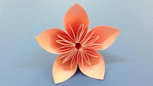 How To Make A Kusudama Paper Flower