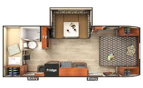 Travel Trailer Floor Plans With Bunk Beds by Lance 2185 Travel Trailer Got A Family How About Hunting And