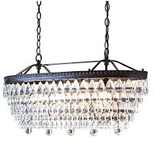 Chandeliers ~ Clarissa Glass Drop Rectangular Chandelier Review ... Pottery Barn Clarissa Glass Drop Medium 19 Round Crystal Candle Chandelier And Chandeliers Rectangular By Ding Room Marvellous Style Rooms 4132239 Small Antique Best 25 Barn Chandelier Ideas On Pinterest Bronze Earrings Musethollective Extra Long Fniture Design 104 Mesmerizing Extralong
