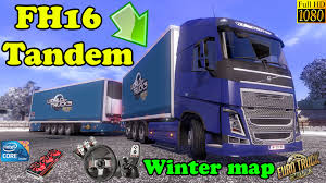 ETS 2 - Volvo FH16 Tandem - YouTube R560 Uhl Scania Pinterest Cars Trivista Trucks Youtube 0 Highway 135 Palmyra 201806050 Bruder Toys Man Tga Low Loader Truck With Jcb Backhoe Ebay New Car Carriers 2018 Intertional 4300 Ec Century Lcg 12 24 Best Ive Edown Images On Closer And Uhl Sales Uhltrucksales Twitter Time Is Money Mack Seymour