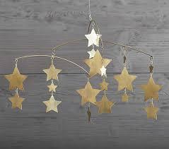 emily meritt star ceiling mobile pottery barn kids