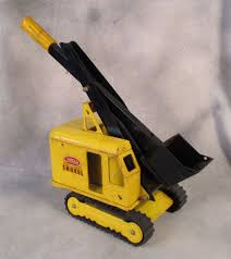 Tonka Truck Yellow Shovel All Original 14