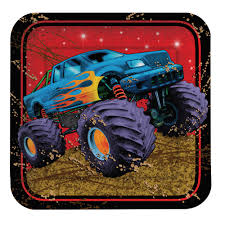 Monster Truck Dinner Plates | Perfect Party Supplies Cupcake Toppers Dragons Unicorns Birthday 1st Monster Truck Monster Thank You Tags Party Supplies Wwwtopsimagescom Nestling Reveal Ideas Moms Munchkins Download Birthday Party Decorations Clipart Car Truck Jam 3d Dessert Plates Halloween 2018 Sweet 1 Terrifically Two Whimsikel Cake Amazmonster Au Cre8tive Designs Inc