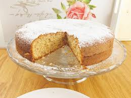 saftiger haselnuss marzipan kuchen rührkuchen