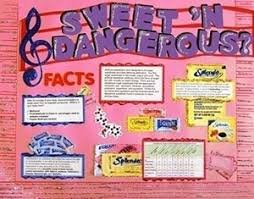 Make A Science Fair Project About Artificial Sweetners