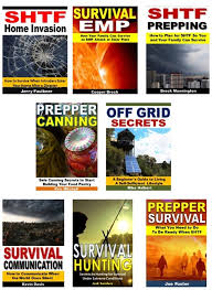 Get Quotations Survival 8 Box Set SHTF Home Invasion EMP Prepping