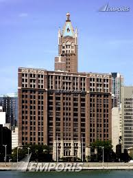 East side from Olive Park American Furniture Mart Chicago