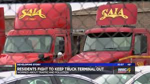100 Sala Trucking Residents Fight To Keep Truck Terminal Out Of Neighborhood