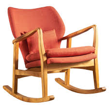 Shop Benny Mid Century Modern Fabric Rocking Chair By Christopher ... Rocking Chairs Patio The Home Depot Decker Chair Reviews Allmodern New Trends Rocking Chairs In Full Swing Actualits Belles Demeures Shop Nautical Wood Free Shipping Today Overstock Solid Oak Plans Woodarchivist Parts Of A Hunker Outdoor Wooden Chair Plans Ana White Glider Red Barrel Studio Cinthia Wayfair Design Guidelines How To Make An Adirondack And Love Seat Storytime By Hal Taylor