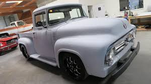 1956 FORD F100 CUSTOM RESTO MOD! 350 V8 ! P/S! For Sale: Photos ... 1956 F100 Hot Rod Pickup 350 Chevy Custom Stereo Beautiful Truck Ford For Sale On Classiccarscom Truck Series Pickup Trucks Pickups Bus Sale Near Hughson California 95326 Classics Youtube Hemmings Motor News That Looks Like A Rundown Old But Stock U13122 Columbus Oh
