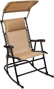 AmazonBasics Foldable Rocking Chair With Canopy - Beige Buy Amazon Brand Solimo Foldable Camping Chair With Flash Fniture 4 Pk Hercules Series 1000 Lb Capacity White Resin Folding Vinyl Padded Seat 4lel1whitegg Amazonbasics Outdoor Patio Rocking Beige Wonderplast Ezee Easy Back Relax Portable Indoor Whitebrown Chairs Target Gci Roadtrip Rocker Quik Arm Rest Cup Holder And Carrying Storage Bag Amazoncom Regalo My Booster Activity High Comfort Padding Director Alinum Mylite Flex One Black 4pack Colibroxportable Fishing Ezyoutdoor Walkstool Compact Stool 13 Of The Best Beach You Can Get On