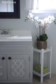 A Bathtub Tile Refinishing Houston by Best 25 Painting Bathroom Vanities Ideas On Pinterest Paint