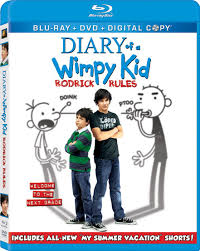 Diary of a Wimpy Kid: Rodrick Rules (2011/RUS/HDRip)