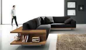 zen sofa stylish and ergonomic black sofa by alf dafre living