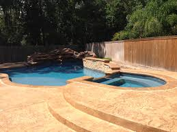 Npt Pool Tile Palm Desert by Large Free Form Swimming Pool With 12 Ton Moss Rock Waterfall
