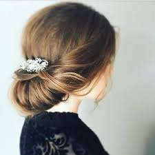 December Wedding Colours Shades Of Neutral Winter Bridal Hairstyles