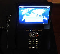 IRIS Video/Conference Phone Model WG4K VOIP Business Office / Home ...