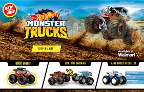 Monster Truck Toys | Monster Trucks For Kids | Hot Wheels Hot Wheels Monster Jam Mega Air Jumper Assorted Target Australia Maxd Multi Color Chv22dxb06 Dashnjess Diecast Toy 1 64 Batman Batmobile Truck Inferno 124 Diecast Vehicle Shop Cars Trucks Amazoncom Mutt Dalmatian Toys For Kids Travel Treds Styles May Vary Walmartcom Monster Energy Escalade Body Custom 164 Giant Grave Digger Mattel