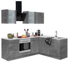 wiho küchen winkelküche cali ohne e geräte stellbreite 220 x 170 cm kaufen otto
