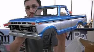 100 Rc Ford Truck First Look Unboxing A Customotive 1977 YouTube