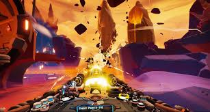 Roam Free In Bow To Blood As You Pilot Your Airship Through Winding Tunnels Past Grand Structures And Over Mist Filled Valleys Dodge Floating Rocks