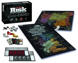 The Wall Street Journal Reports That Game Of Thrones Risk Has Over 650 Pieces 28 Charachter Cards And Three Ways To Play A 3 5 Player Match Pitting