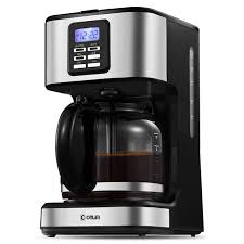 Donlim DL KF400S Coffee Machine Home Commercial Office American Style Fully Automatic A Key Appointment