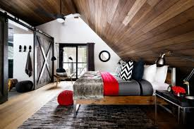 ideen für schlafzimmer wie gestaltet die decke im