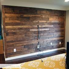20 DIY Pallet Wall Backsplash IdeasWood BacksplashKitchen
